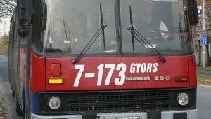 173E jelzésű autóbusz