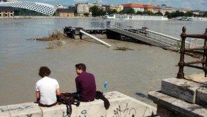 Duna, árvíz