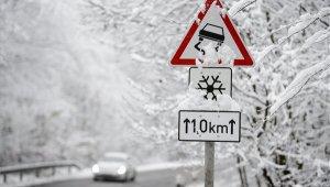 Itt a tél, leesett az első hó