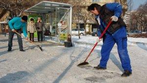 Kemény télre készülnek a szolgáltatók