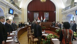 Elfogadta az idei költségvetést a Fővárosi Közgyűlés