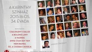 Sikeres évadot zárt a Karinthy Színház