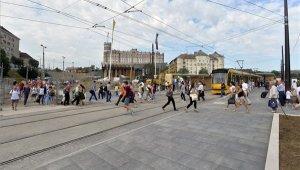 Új fázisába ért a Széll Kálmán tér újjáépítése