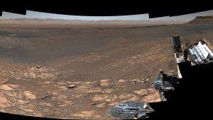 Fotó: NASA/JPL-Caltech/MSSS / AFP
