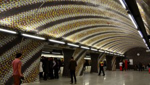 Újabb elismerést kapott a 4-es metró Szent Gellért téri metróállomása