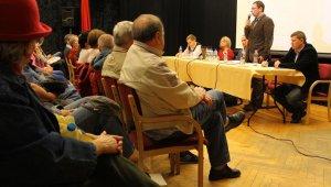 Lakossági fórumot tartottak Őrmezőn a parkolásról