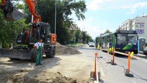 BKK: nyár végére Újbudára ér az 1-es villamos sínpárja